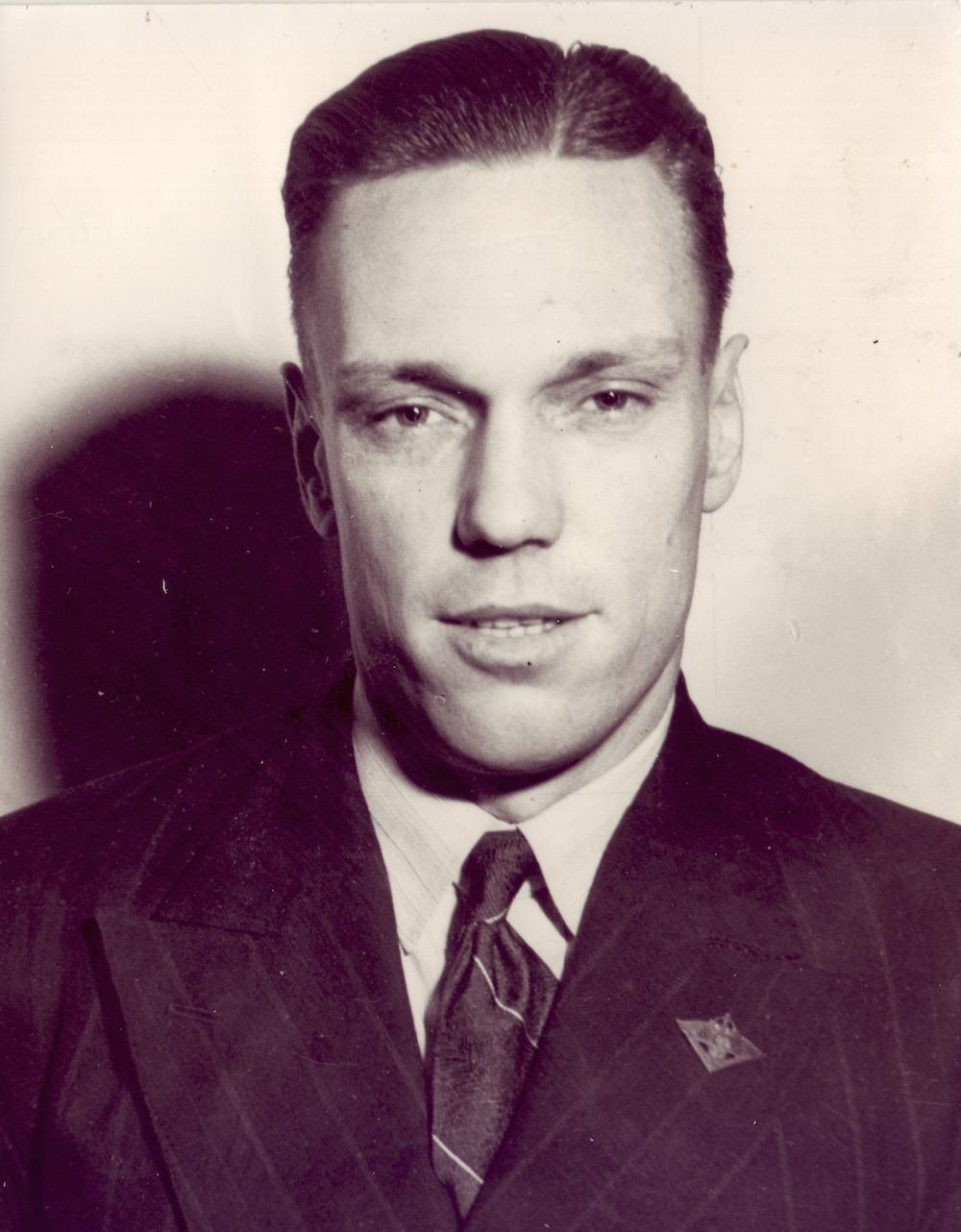 Dick Braithwaite 1947
