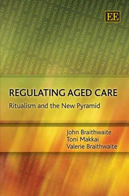 front cover of regulating aged care