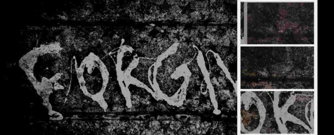 grafitti saying forgive