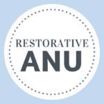 restorative ANU logo