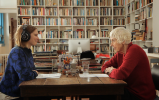 Sari Braithwaite interviewing Anne Deveson